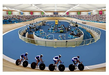 Will someone please explain Olympic cycling to us?