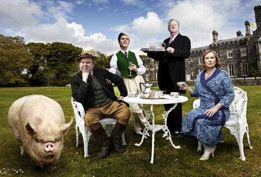 Blandings (BBC1) Review