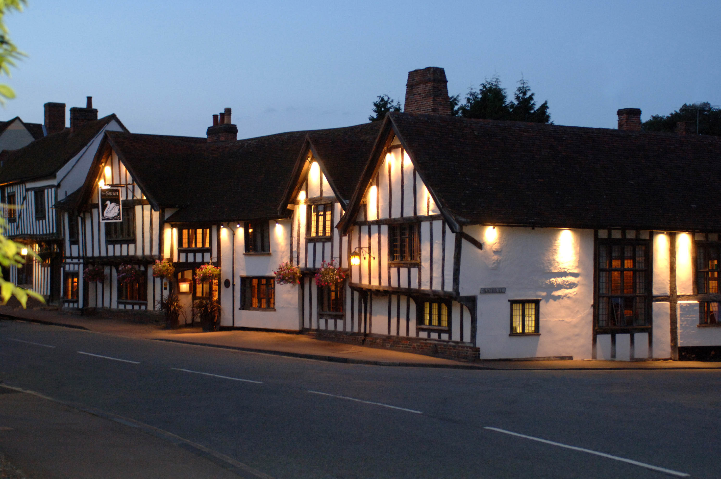 The Swan Hotel, Lavenham